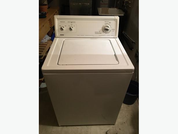 kenmore washing machine for sale