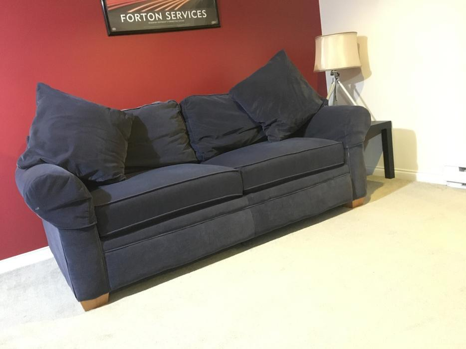 Double Sofa bed hide a bed pull out couch Victoria