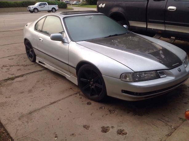 FOR-TRADE: 1995 HONDA Prelude SR **low km JDM**
