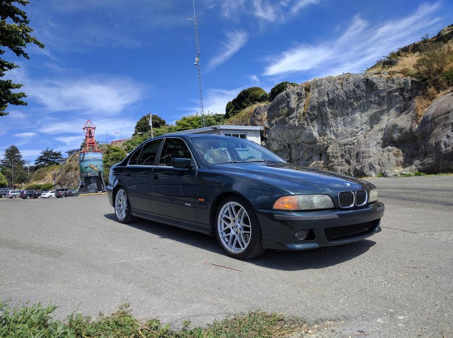 Reduced 1998 Bmw 540i Excellent Condition Victoria
