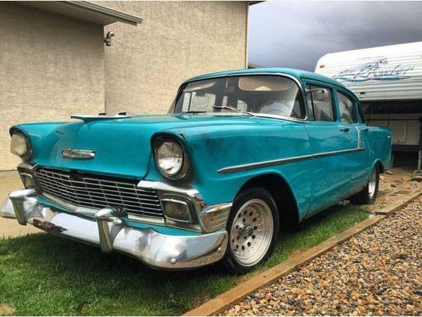 1956 Chevy 150 Sedan