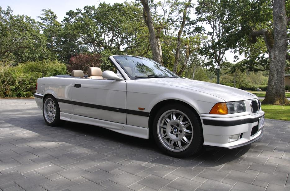 1999 Bmw M3 Convertible Victoria City Victoria