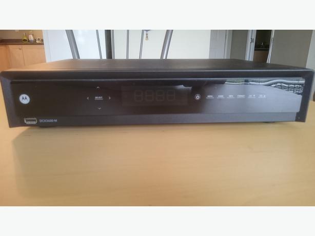 Shaw Motorola DCX3400 HDPVR
