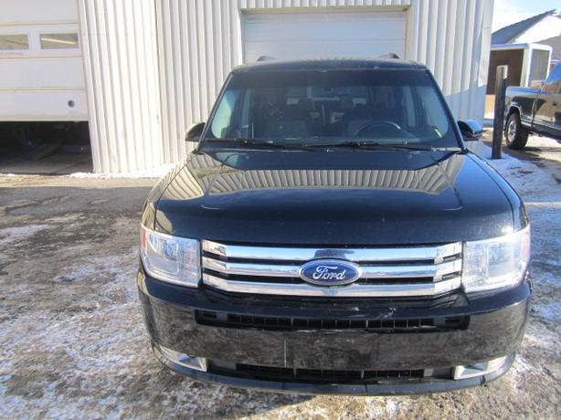 2009 ford flex sel awd edmonton edmonton mobile. Black Bedroom Furniture Sets. Home Design Ideas