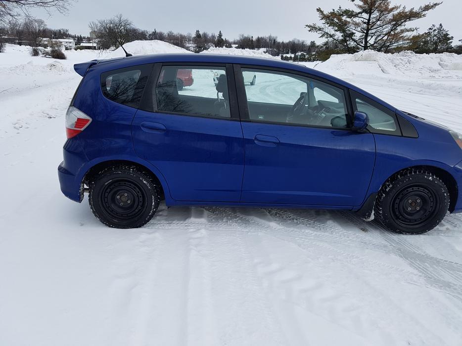 Honda Fit 2010 Snow Tires Incl Kanata Gatineau