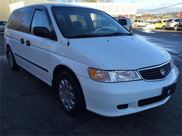 2001 Honda Odyssey LX | AUTO | ROOF RACKS | SMOKER FREE