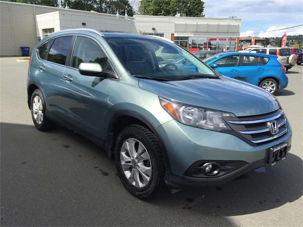 2013 Honda CR-V Touring | LEATHER | SUNROOF | FULLY LOADED