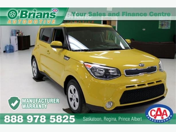 2016 Kia Soul Mfg Warranty