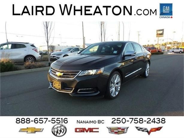 2014 Chevrolet Impala LTZ w/ Back-Up Camera and Side Blind Zone Alert