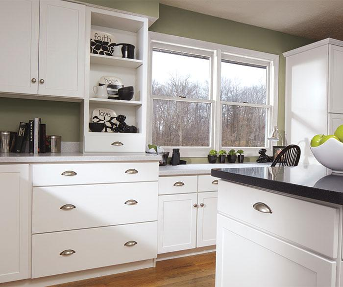 Kitchen Cabinets Chilliwack: New White Shaker Kitchen Cabinet Kanata, Gatineau