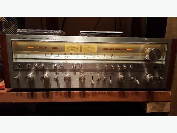 WANTED: Wanted vintage stereo equipment