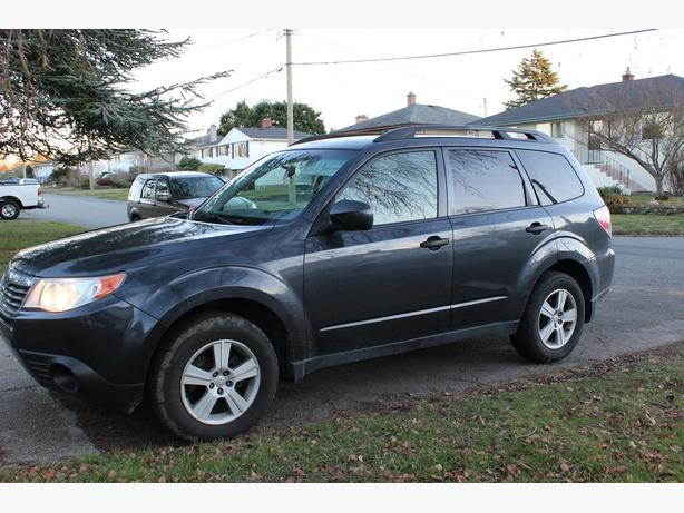 2010 subaru forester pzev saanich victoria mobile. Black Bedroom Furniture Sets. Home Design Ideas