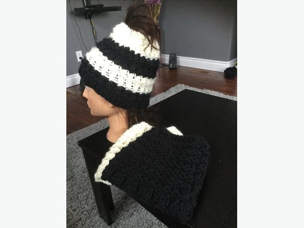 Ponytail/ messy bun hats