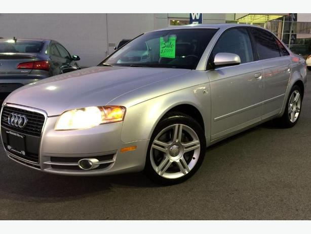2006 audi a4 3 2 v6 quattro no accidents 1 year warranty victoria city victoria. Black Bedroom Furniture Sets. Home Design Ideas