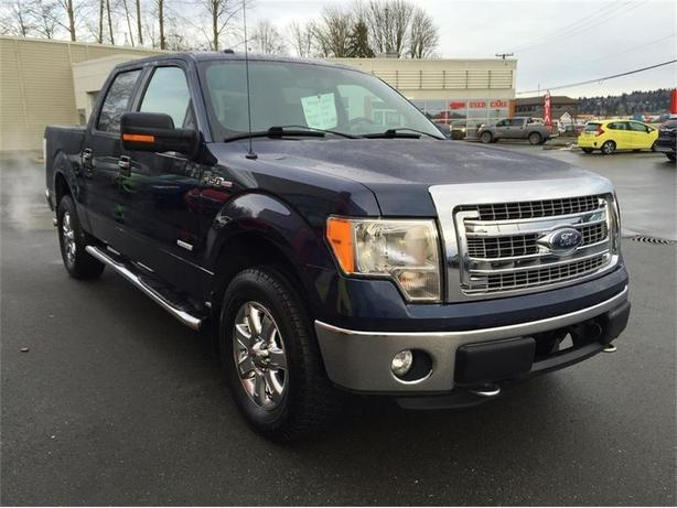 2013 Ford F-150 XLT | AUTO | ECO BOOST | REMOTE ENTRY