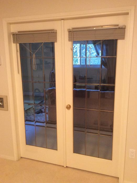 Free french doors saanich victoria for Used french doors