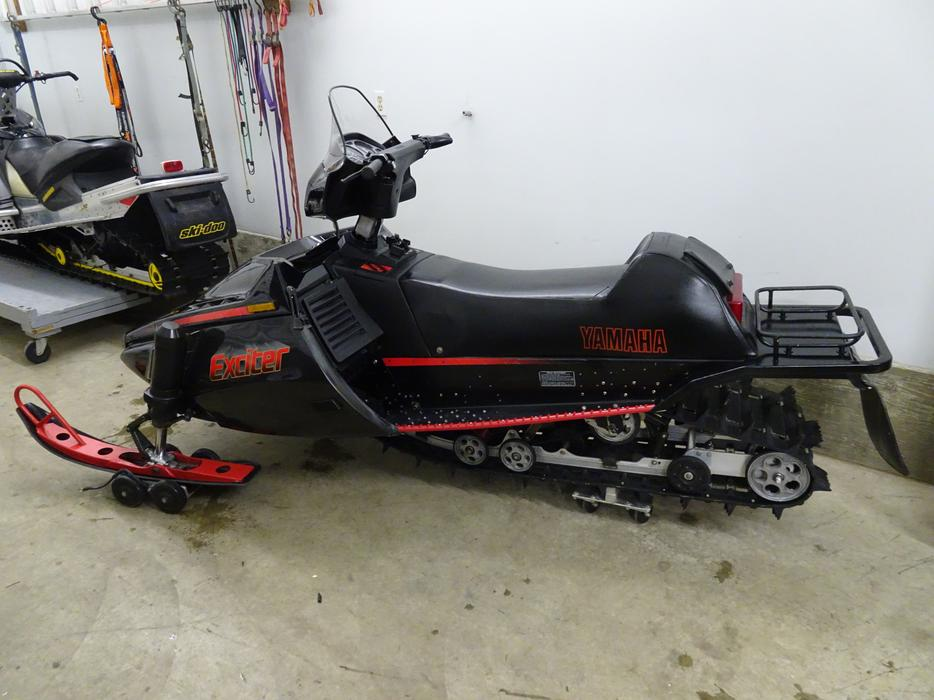 Used Yamaha Exciter