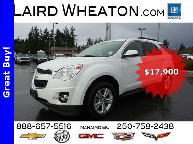2013 Chevrolet Equinox LT w/ Back-Up Camera