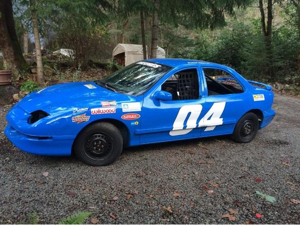 Turning A Pontiac Sunfire Into A Race Car