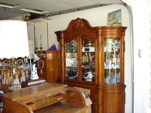 Ashley China Cabinet West Shore Langford Colwood