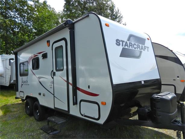 2015 Starcraft LAUNCH 19BHS - Spacious and easy to tow with ro... -