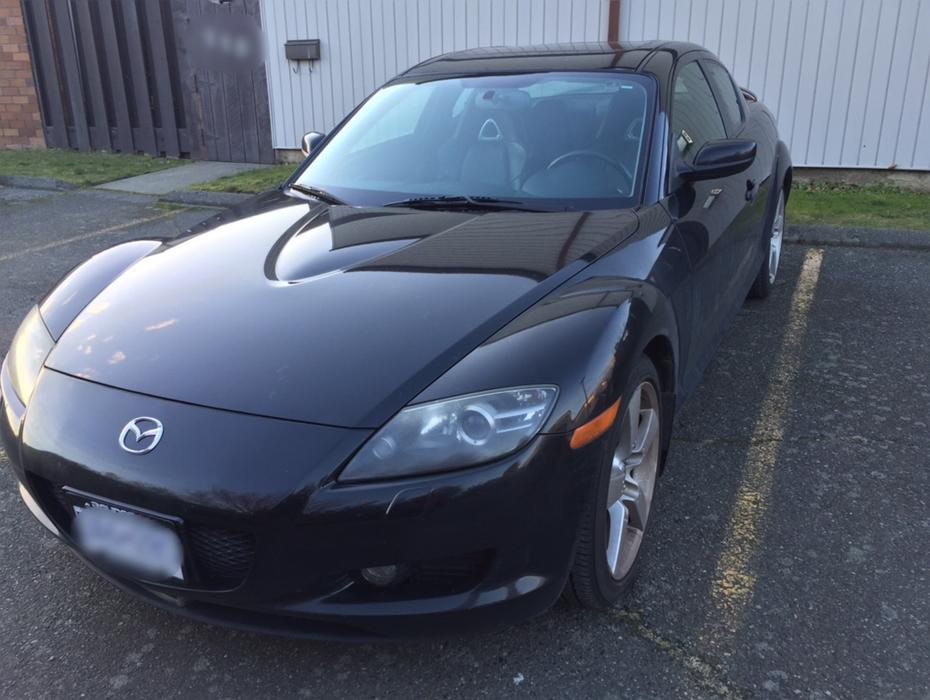 mazda rx8 automatic 6499 west shore langford colwood metchosin highlands victoria mobile. Black Bedroom Furniture Sets. Home Design Ideas