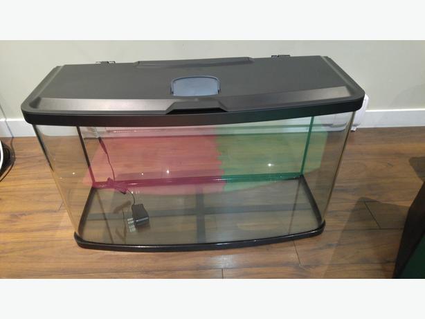 23 gallon fish tank oak bay victoria for 90 gallon fish tank dimensions