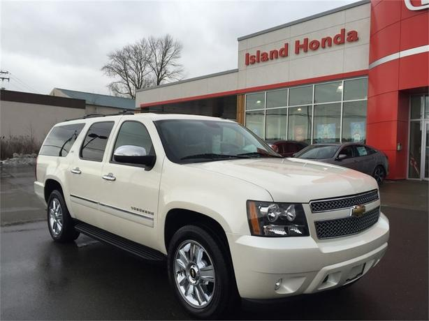 2010 Chevrolet Suburban LTZ | AUTO | LEATHER | SUNROOF