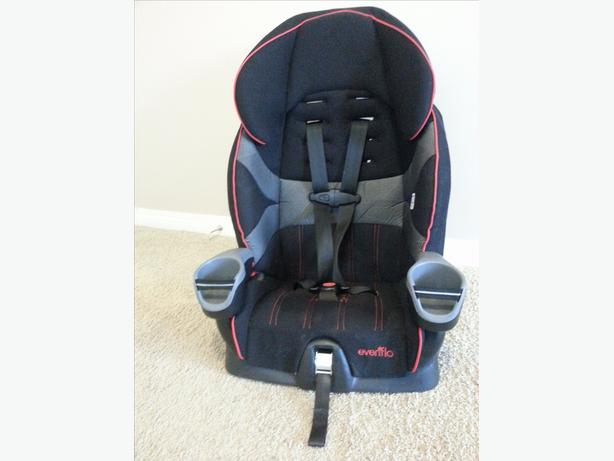 Evenflo car seat very clean