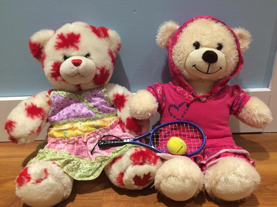 Used Victoria Build A Bear
