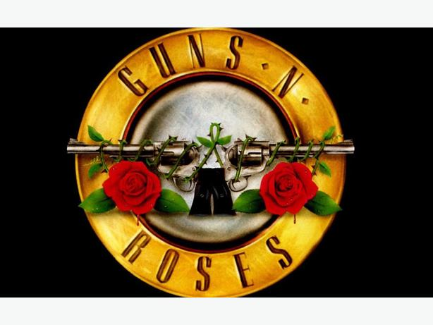 **Sold** Guns N Roses Tickets Aisle Seats