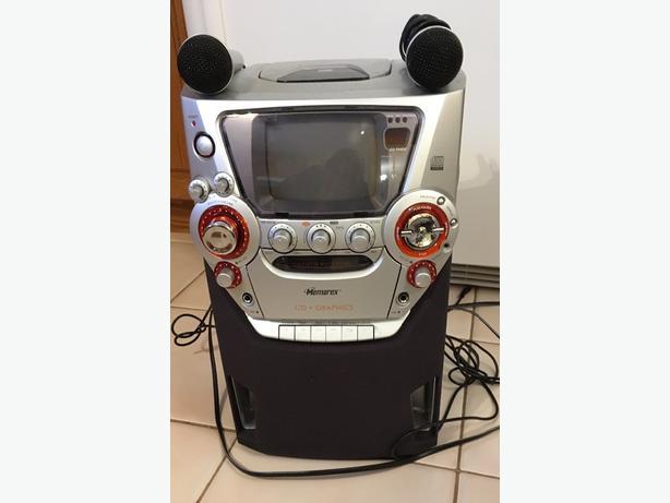 Memorex Kareoke Machine