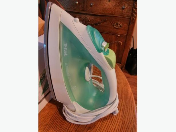 t fal ultraglide iron manual