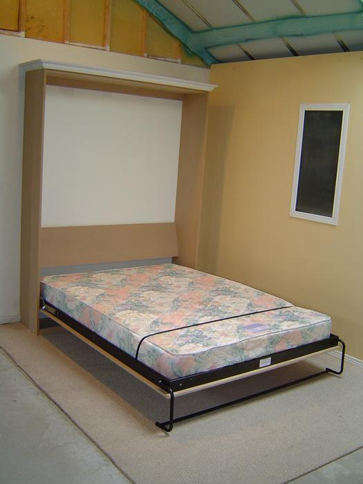 Murphy Beds In Clearwater Fl : Murphy bed wall double size saanich victoria
