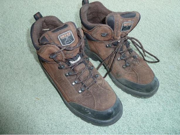 Winter Style Hiking Boots