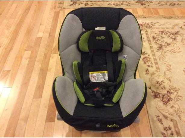 Evenflo Reclining Car Seat
