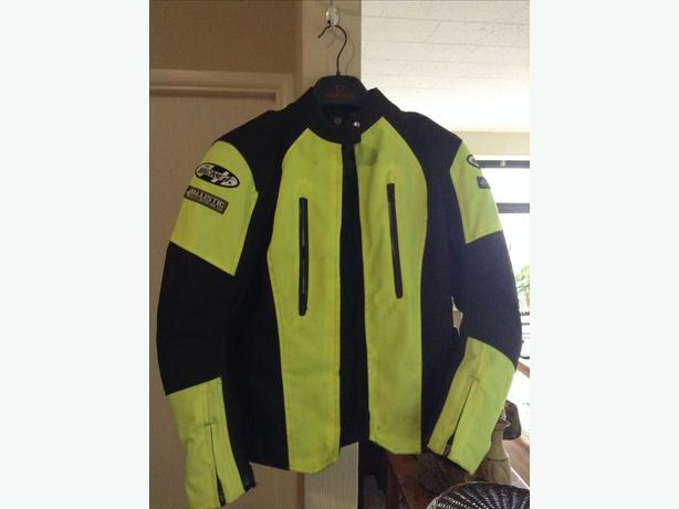 Women's large joe rocket motorcycle jacket
