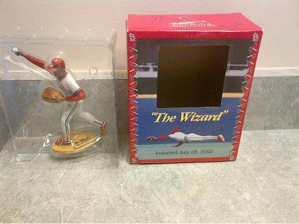Ozzie Smith Collectible Figurine