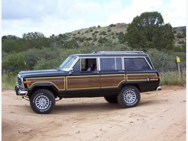 WANTED: Jeep Grand Wagoneer/Wagoneer limited