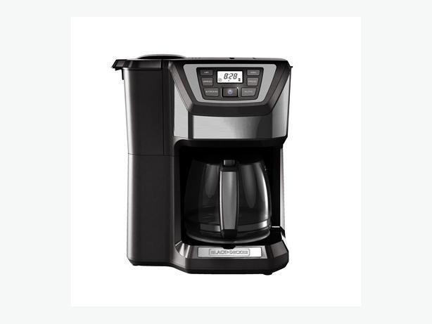 Black And Decker Coffee Grinder ~ Black and decker coffee grinder machine like new months