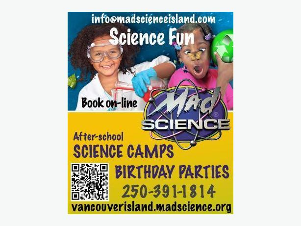 MAD SCIENCE Instructor for March Break Camps