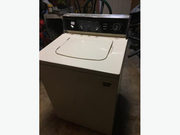 FREE:heavy duty washer