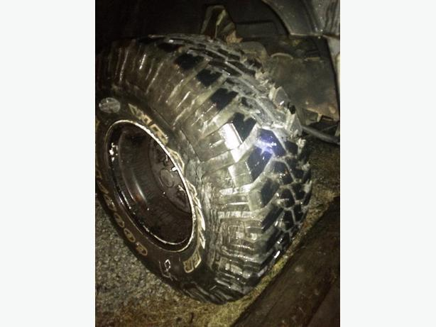 WANTED: 33 12.5 15 goodyear mt/r