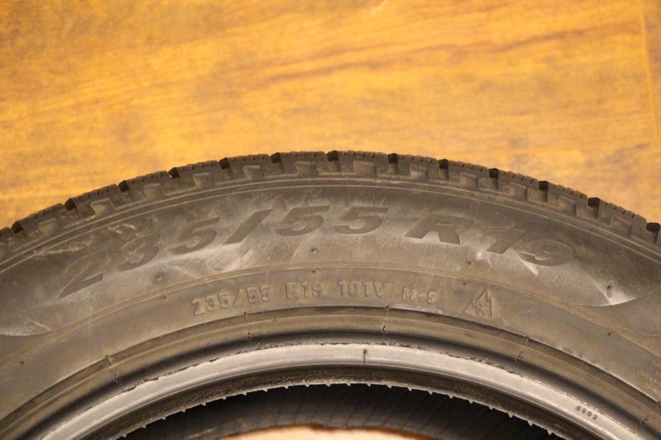pirelli scorpion winter tires 235 55 19 west shore. Black Bedroom Furniture Sets. Home Design Ideas
