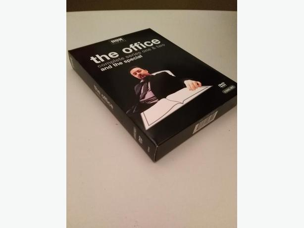 The Office (GB) Season 1 & 2 + Special 4 Disc Box Set