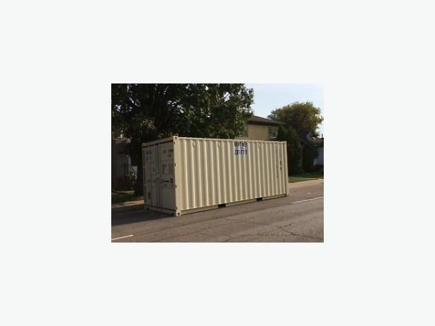 Sea cans Storage and Shipping Containers for Sale or Rent Outside