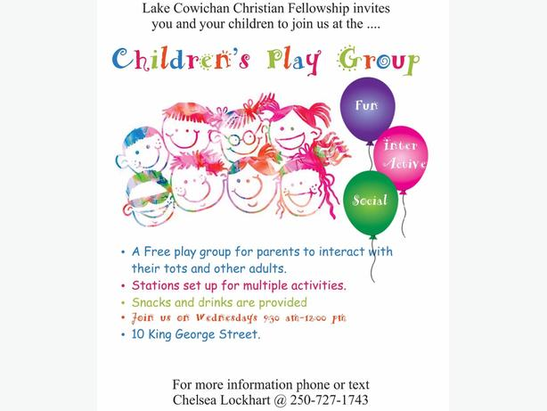 Free Playgroup