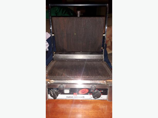 Restaurant Panini Machine