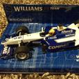 FORMULA 1 F1 1/43 MINICHAMPS HOT WHEELS HOTWHEELS DIECAST RACING