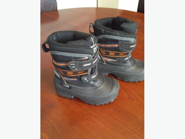 Boys Snow Boots, size 10 youth